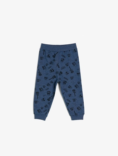 Koton Kids %50 Pamuk, %50 Polyester Mavi